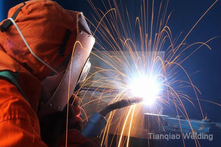 Tianqiao horizontal welding