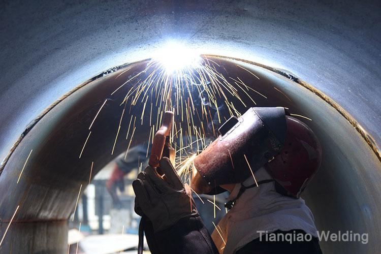 Tianqiao overhead welding
